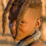 Namibia - Niña Himba