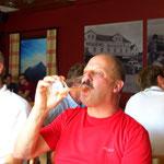 Verkostung der verschiedenen Biere