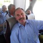 auf der Fahrt nach Vorarlberg unser neues Ehrenmitglied