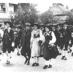 1952 Bad Tölz Ausflug