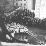 1920 Oktober Einweihung Kriegerdenkmal