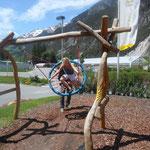 Kaffeepause auf der Fahrt nach Vorarlberg