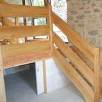 Artisan concepteur : Escalier accés couchage sur salle d'eau.N°19