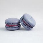 Macaron Cassis/Violette