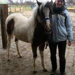 Jife mit neuer Besitzerin Frauke