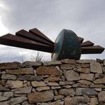 sculptures au jardin David Vanorbeek