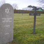Tombes Allemandes, juive et chrétienne