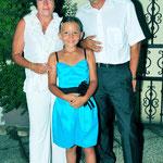 Monika, Lisa und Hannes