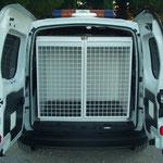 Véhicules prioritaires police / brigade canine