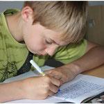 Junge Schriftsteller.