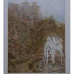 3.- Granada, Puntaseca y Aguatinta, mancha 33,5 x 24,5 cm., soporte 49,5 x 37,8 cm.