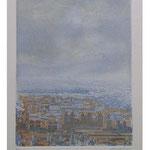 6.- Almería, Puntaseca y Aguatinta, mancha 33,5 x 24,5 cm., soporte 49,5 x 37,8 cm.