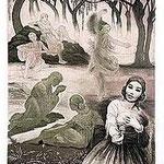 4.- Soledad Primera (III), Aguafuerte y aguatinta, 32,5 x 24,5 cm., soporte 48,5 x 37,5 cm.