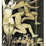 10.- Soledad Primera (IX), Aguafuerte y aguatinta, 32,5 x 24,5 cm., soporte 48,5 x 37,5 cm.