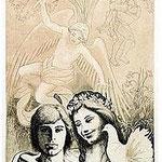 11.- Soledad Primera (X), Aguafuerte y aguatinta, 32,5 x 24,5 cm., soporte 48,5 x 37,5 cm.