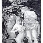 3.- Soledad Primera (II), Aguafuerte y aguatinta, 32,5 x 24,5 cm., soporte 48,5 x 37,5 cm.