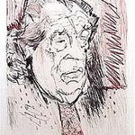 11.- Rafael Alberti, Pintor, Aguafuerte y aguatinta, mancha 32 x 24,5 cm., soporte 48,5 x 38 cm.