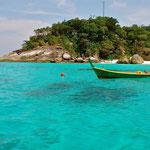 Thailand: Similan-Island
