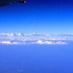 Nepal: Blick auf den Mount Everest