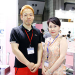 セミナー後に生西先生と弊社代表伏川亜利子