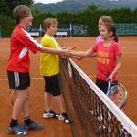 Paul & Moritz und Alina & Steffi
