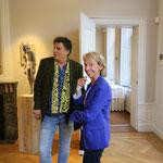 Ron Weijers und Anneke Hodel-Onstein