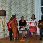 Vernissage Musik: D´Hollastaudn