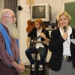 Begrüßung: Frau Dir. HR. Mag.a Susanne Klawora