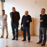 Eröffnung (Fabio Gismondi, Raffaele Baldoni, Pino Bonanno, Giuseppe Torselli)