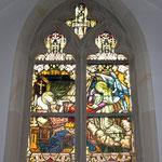 Das nächtlich Traumgesicht Idas (ein Engel überbringt ihr den Aufttrag zum Bau der Kirche in Herzfeld).
