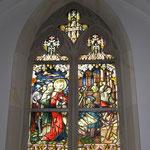Ida überwacht den Bau der Kirche in Herzfeld;