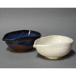 白岩焼和兵衛窯 ひょうたん鉢