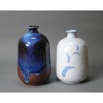 白岩焼和兵衛窯 瓶