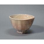 白岩焼和兵衛窯 粉引抹茶碗