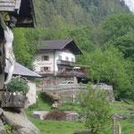 Gasthaus Longfall im Spronsertal