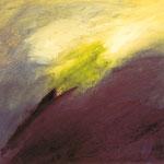 Hoffnung - Acryl auf Leinwand - 0,60 x 0,50, m. R. 0,64 x 0,54