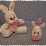 Coniglietto Pasquale & Uovo coniglio