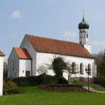 """Die steinerne Kirche von """"Steinerskirchen"""""""