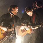 Chuck Ragan und Cory Branan