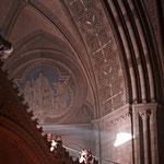 A capella von der Empore