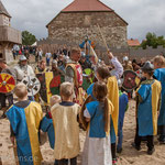 Wasserburg Gebhardshagen (Fotos: Mittelalter-Fans.de u. Dirk von Glindenbergum)