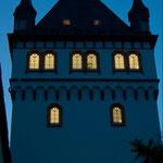Eltviller Stadtturm von außen