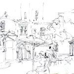 Frejus Altstadt
