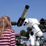 PSI - Prtobberanz - Teleskop