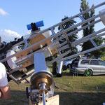 Jolo Selbstbau Teleskop , Schiefspiegler 150mm