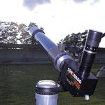 Sonnen Teleskop