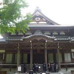 西念寺本堂