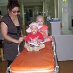 Лейкоз у детей. Больничный экспресс