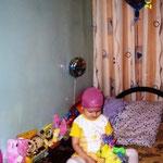 Лейкоз у детей. День рождения в больнице