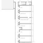 Laborgebäude - Grundriss Erdgeschoss